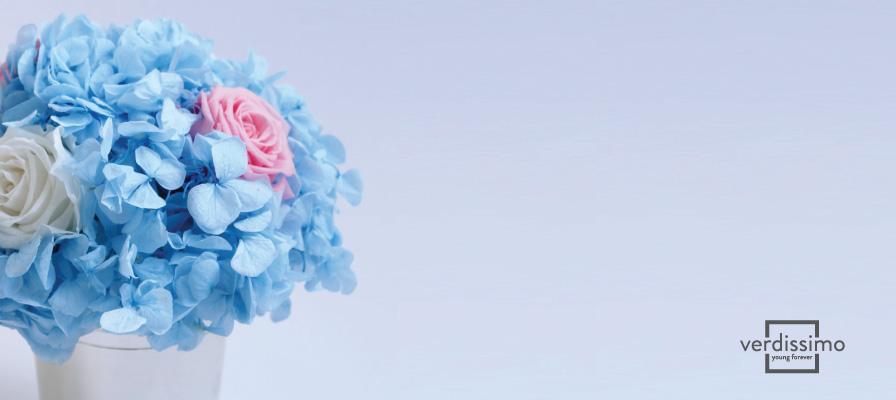 ¿Cómo pasa una flor natural a ser preservada? - Verdissimo