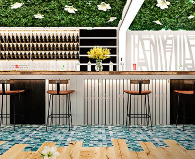 Flores y plantas para restaurantes - Verdissimo