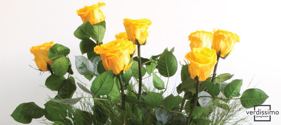 ¿Por qué decantarme por las flores preservadas? - Verdissimo