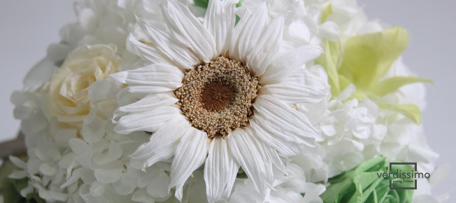 Auge en el mercado de las flores preservadas - Verdissimo