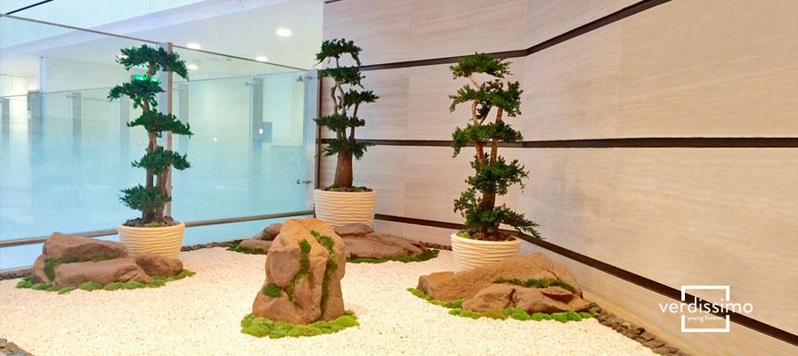Jardines interiores zen for Crea tu jardin