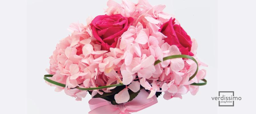 Personaliza tu ramo de flores preservadas - Verdissimo