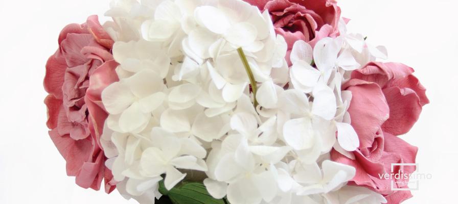 hydrangea bouquet flower verdissimo