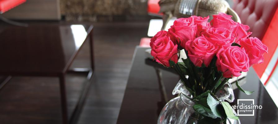 Roses stabilisées, immortelles et éternelles - Verdissimo