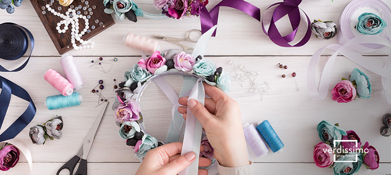 cinturones de flores la nueva tendencia en accesorios - verdissimo