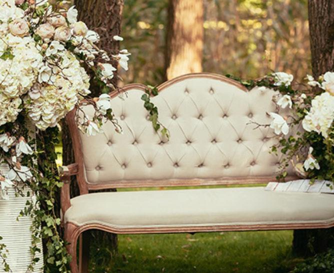 Flores y arreglos florales para bodas - Verdissimo