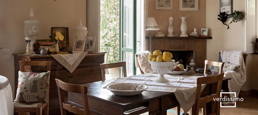 Cómo decorar el interior de una casa con flores - Verdissimo