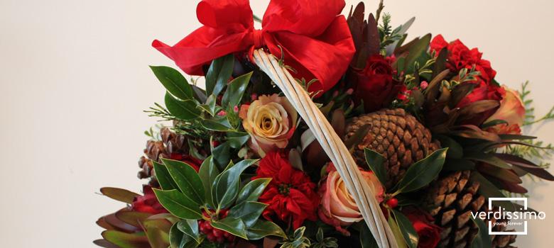 Arreglos Florales Navideños Verdissimo