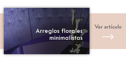 cta arreglos florales minimalistas - verdissimo