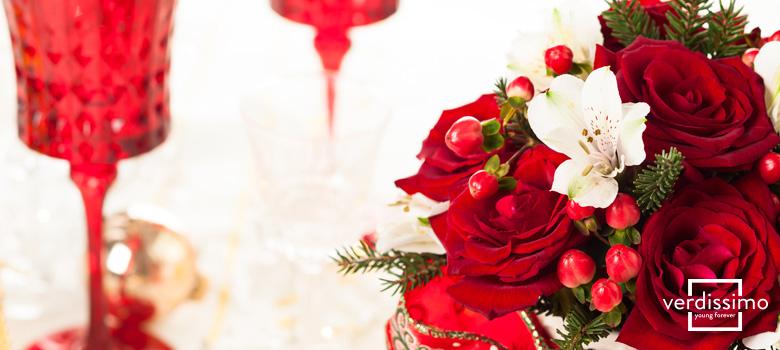 centros florales de navidad verdissimo