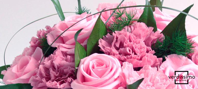 composiciones florales verdissimo