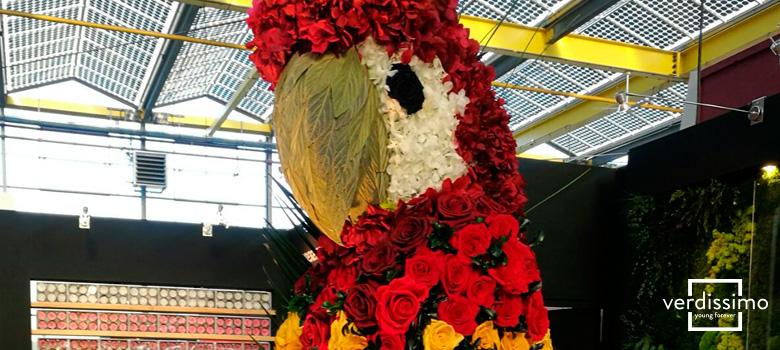 feria internacional de floricultura