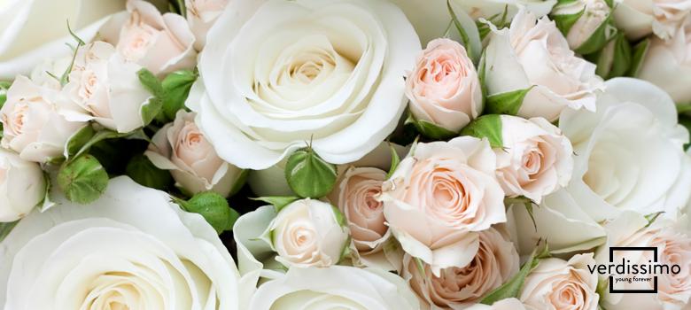 Los Principales Usos De Las Rosas Blancas En Decoración Verdissimo