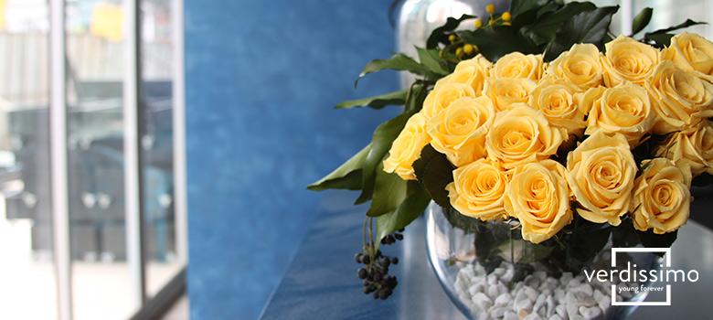 arreglos florales con rosas - verdissimo