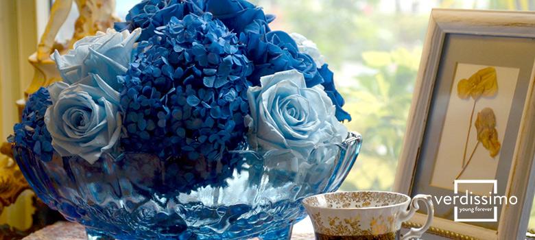 Arreglos florales sencillos con rosas - Verdissimo
