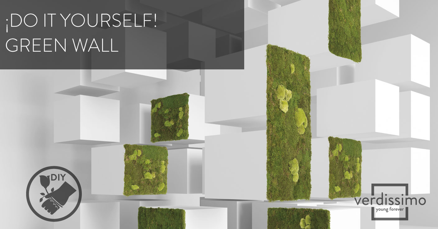 Do it yourself! – Green Wall - Verdissimo