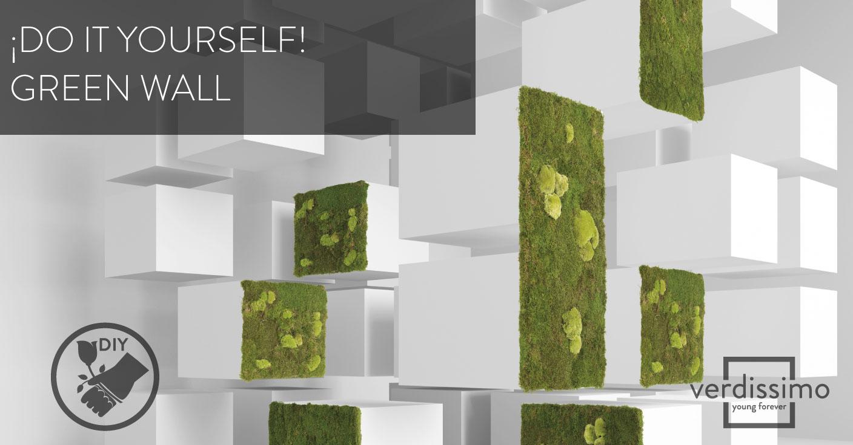 Do it yourself! – Green Wall - Verdissimo