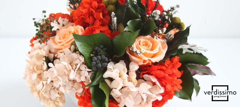 Les types de fleurs de Verdissimo - Verdissimo