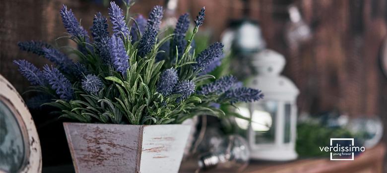 12 ideas geniales de decoración con flores - Verdissimo