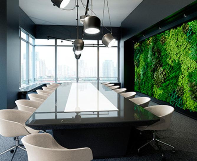 Las mejores 6 ideas de decoración para una oficina - Verdissimo