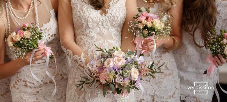 Ramos de flores para novias - Verdissimo