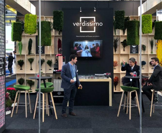 Verdissimo acude al IFTF (International Floriculture Trade Fair) 2018 - Verdissimo