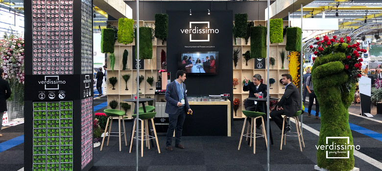 Verdissimo attends IFTF (International Floriculture Trade Fair) 2018 - Verdissimo
