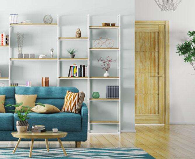 Decoración de interior en casas - Verdissimo