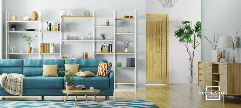 decoracion de interior en casas - verdissimo