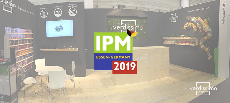 verdissimo will participate in the 2019 ipm fair at essen - verdissimo