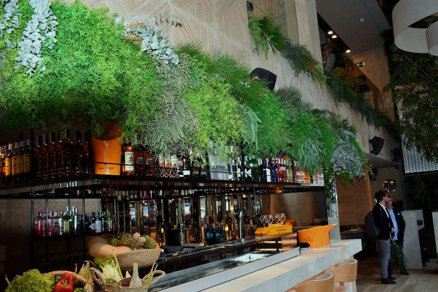 decoracion restaurantes img1 - verdissimo
