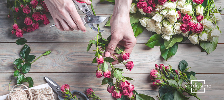 Floral techniques for florists - Verdissimo