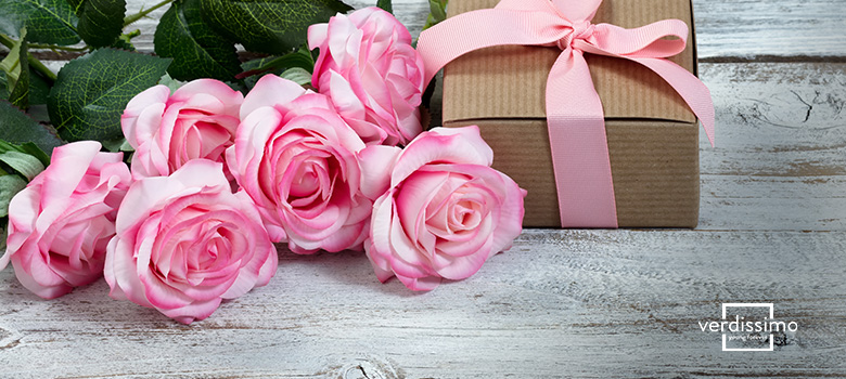 Special dates to give flowers as gifts - Verdissimo