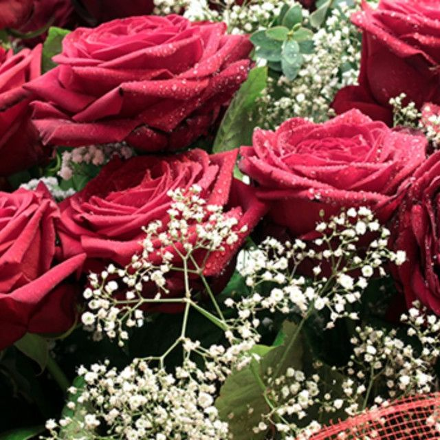 arreglos florales para san valentin - verdissimo