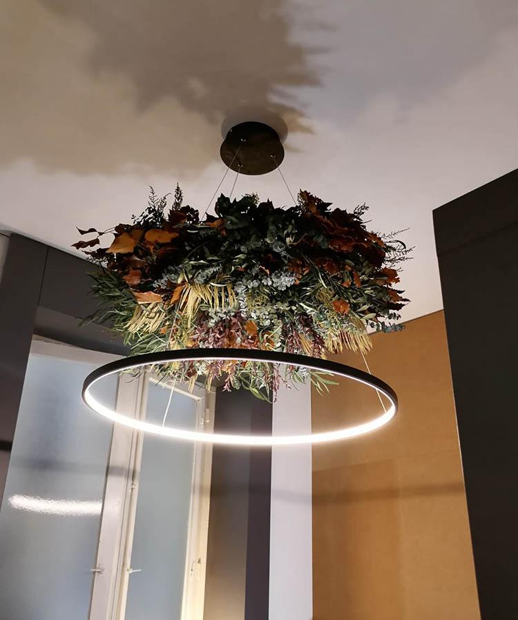 Decoración techo - Lampara Colgante - Verdissimo
