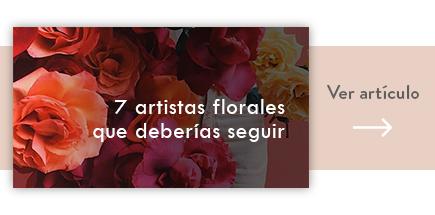 cta artistas florales que seguir - verdissimo