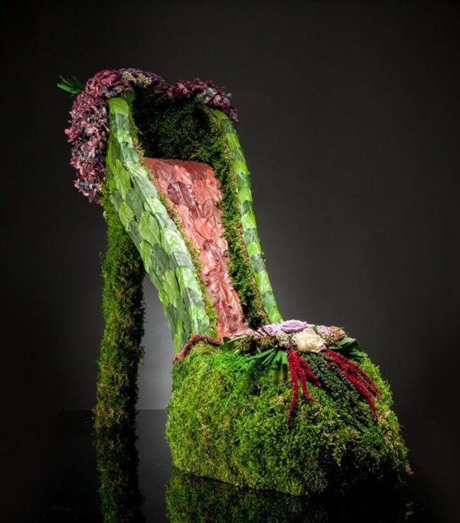 decoracion con topiarios y preservado img1 - verdissimo