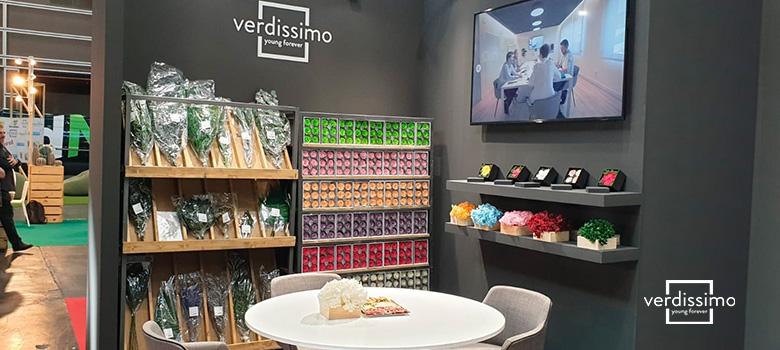 Verdissimo: our experience at Iberflora 2019 - Verdissimo
