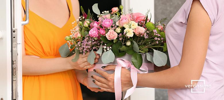 flores de cumpleaños para una amiga - verdissimo