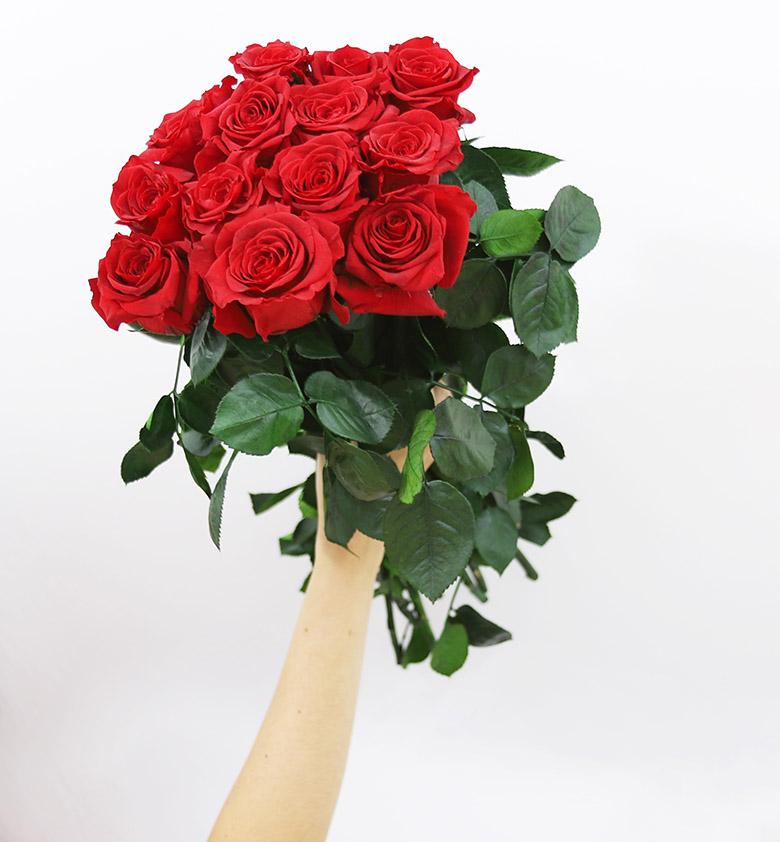 bouquet de roses V-Rose - Verdissimo