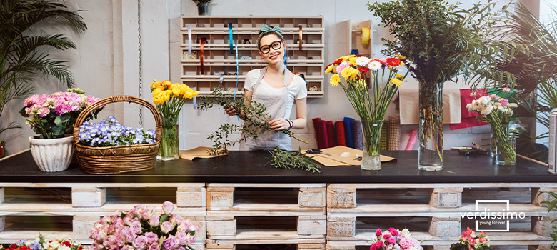 marketing strategies and actions for florists - verdissimo