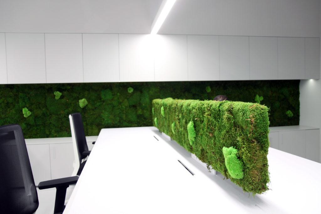 Les avantages des panneaux en mousse et en lichen - Verdissimo