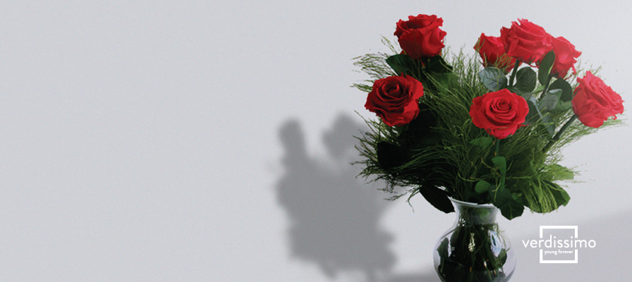 Konservierte Rosen – Eine Blume für die Ewigkeit