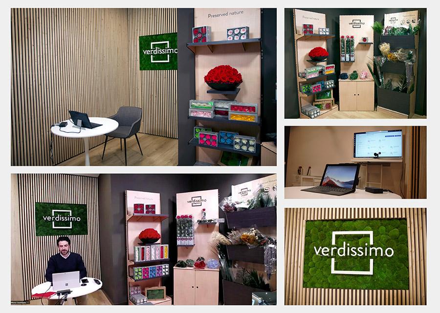 Showroom virtual - Verdissimo